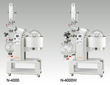 Rotary Evaporator with 20L sample flask N-4000・N-4000H・N-4000W