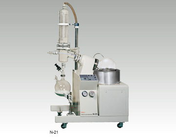 Large amount Rotary evaporator